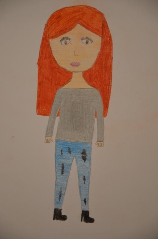 portret pani Magdaleny Baranowskiej