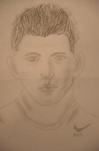 portret pana Michała Sadowskiego